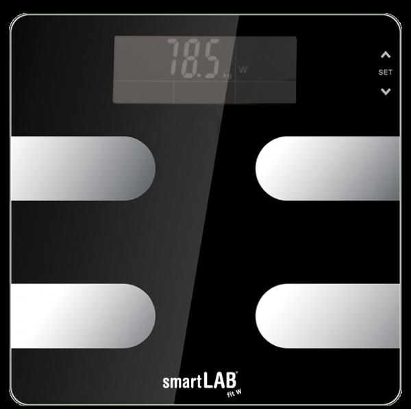 smartLAB fit W Körperanalyse Waage mit Datenübertragung