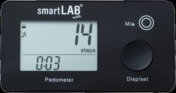 smartLAB walk Schrittzähler