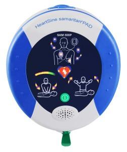 HeartSine Defibrillator PAD 500P