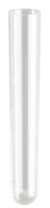 Probenröhrchen mit Rundboden 16x100 12ml PS