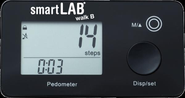smartLAB walk B Schrittzähler mit Bluetooth Datenübertragung