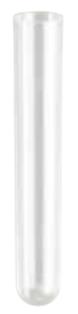 Probenröhrchen mit Rundboden 12x75 5ml PS