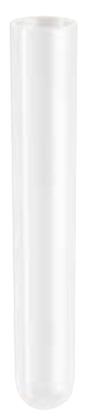 Probenröhrchen mit Rundboden 16x100 12ml PP